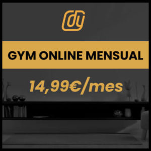 gym online mensual